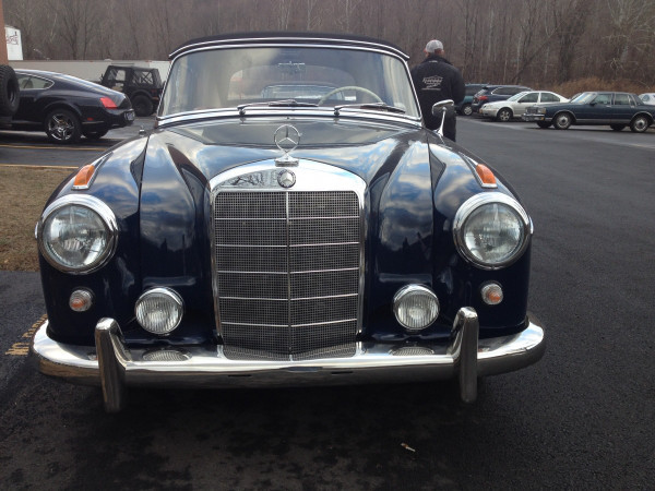 1962 Mercedes 220 SE