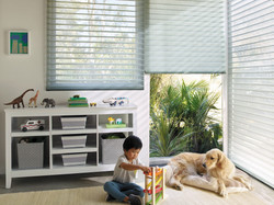 Child's Playroom Window Coverings