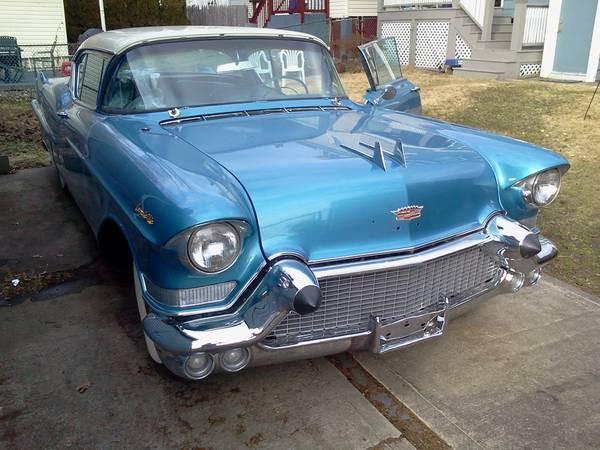 SOLD- 1957 Cadillac