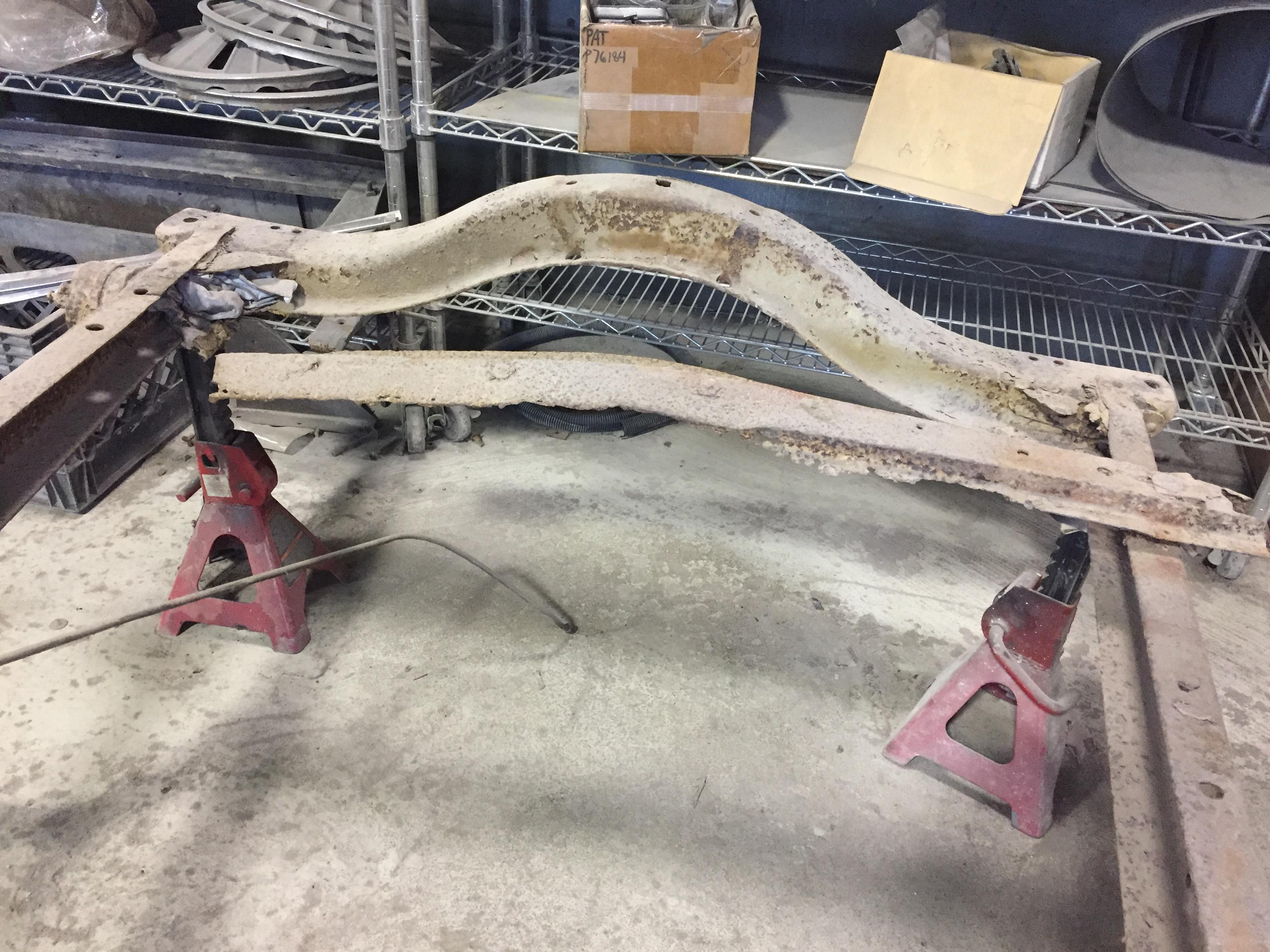Model A restoration