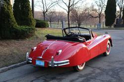 # 22164 1957 Jaguar XK150 Red (8)_preview
