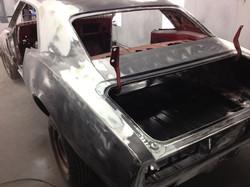 Camaro restoration