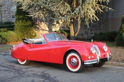 # 22164 1957 Jaguar XK150 Red (6)_preview