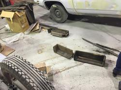 classic Chevy restoration