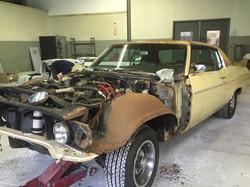 Caprice restoration