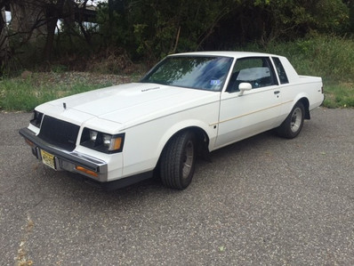 SOLD - 1987 Grand National