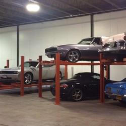 classic car storage nj
