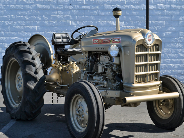 1968 Ford Select- O- Speed Tractor