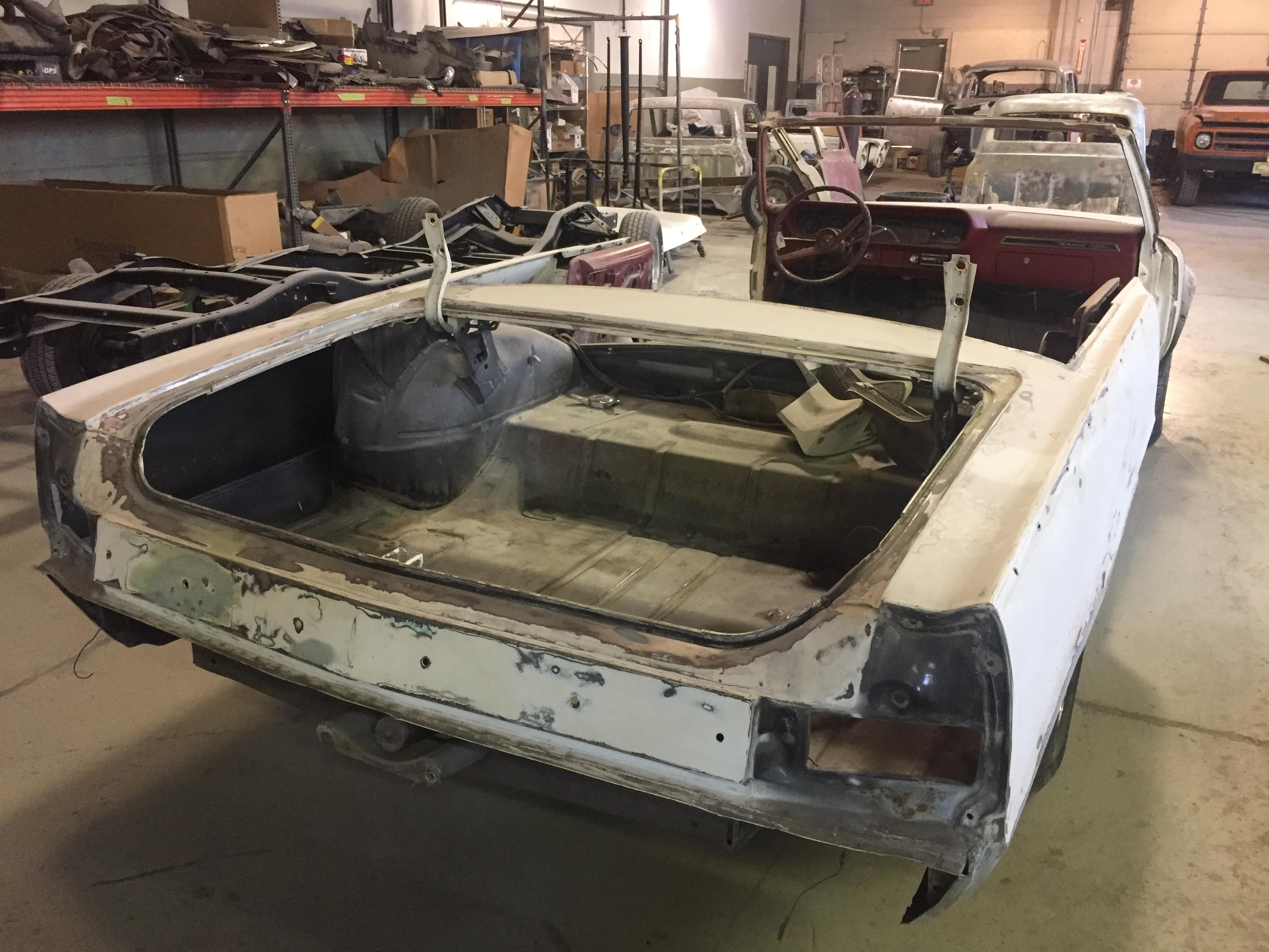 classic Tempest restoration