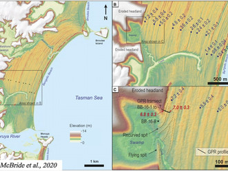 New paper about Transgression to Regression of Holocene Barrier Systems in Australia