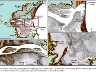 A New Paper about Alluvial Plain Morphology and Sedimentary Characteristics!