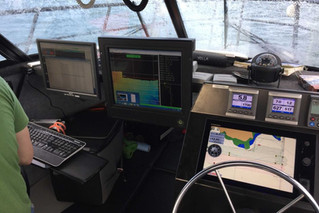 Scientists use sonar to map Bunurong Marine National Park seafloor in journey of discovery