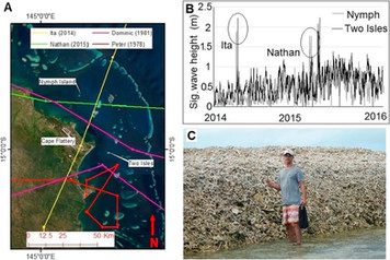 New paper about Mangrove and sand cay dynamics on Australian and Indonesian low wooded islands