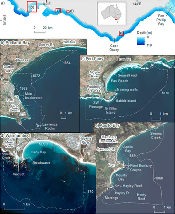 Assessment of Sediment Dynamics via Historical Nautical Charts on A High Energy Temperate Shelf