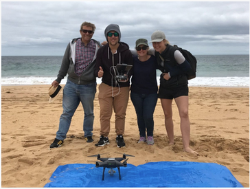 VCMP's Citizen Science Drone Program Wins the 2020 Victorian Marine and Coastal Award