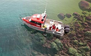 Deep dive to new ocean frontiers