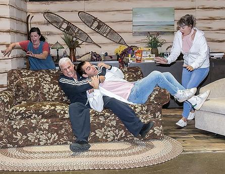 #3 AWT Terri Turpin- Amato, Tony Amato, Sal Sbrocca and Cristian Labar Weekend Comedy (2).