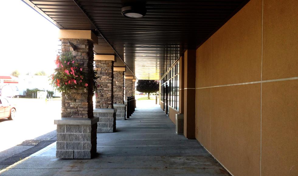 Chilliwack Mall Walkway