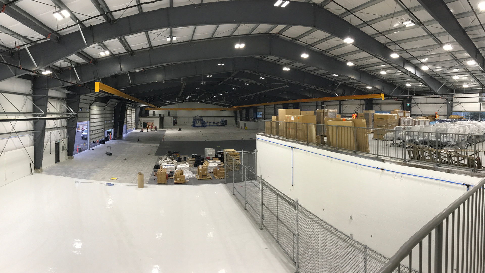Vector Aerospace Warehouse
