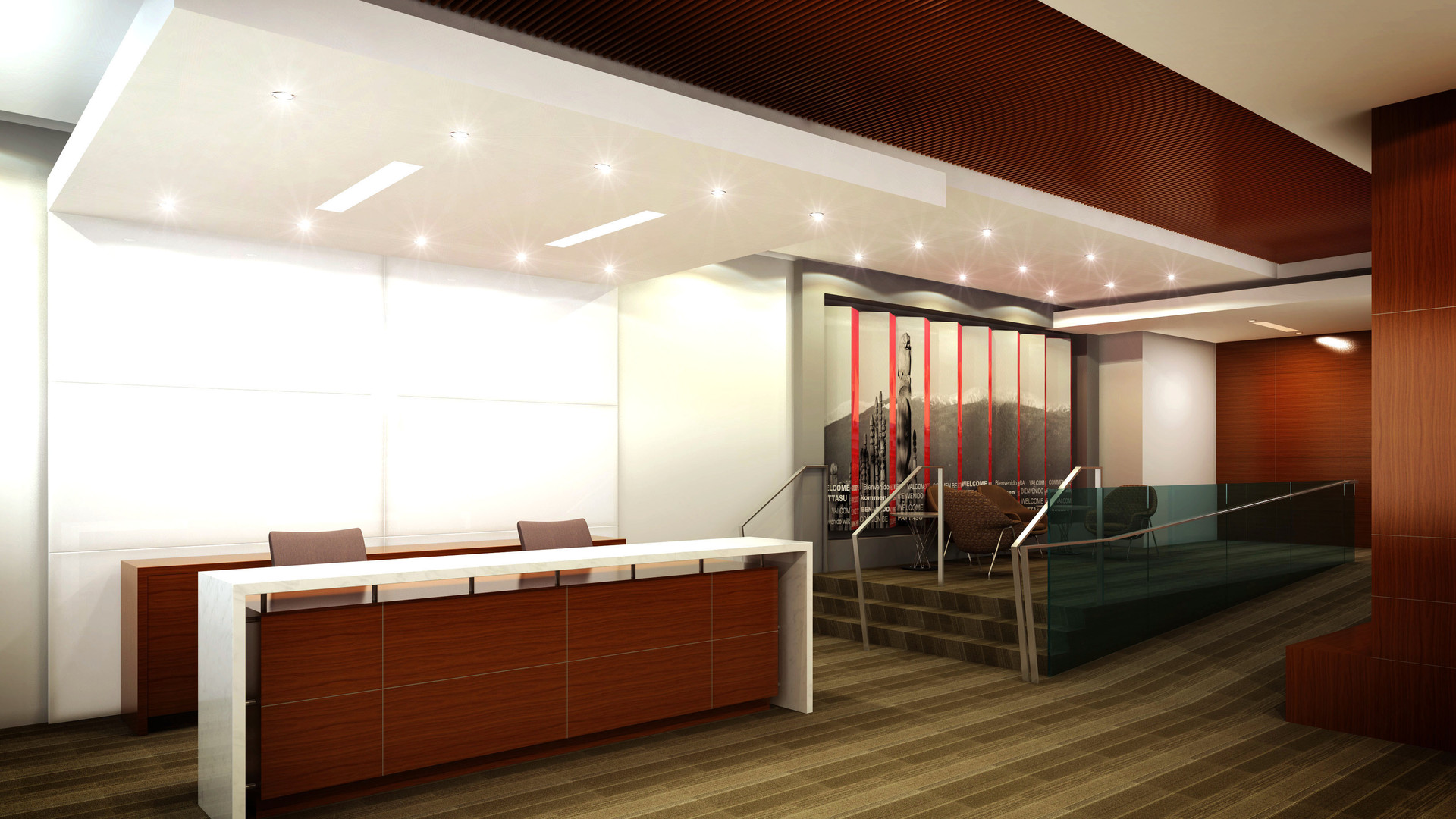 HSBC Executive Office Front Desk
