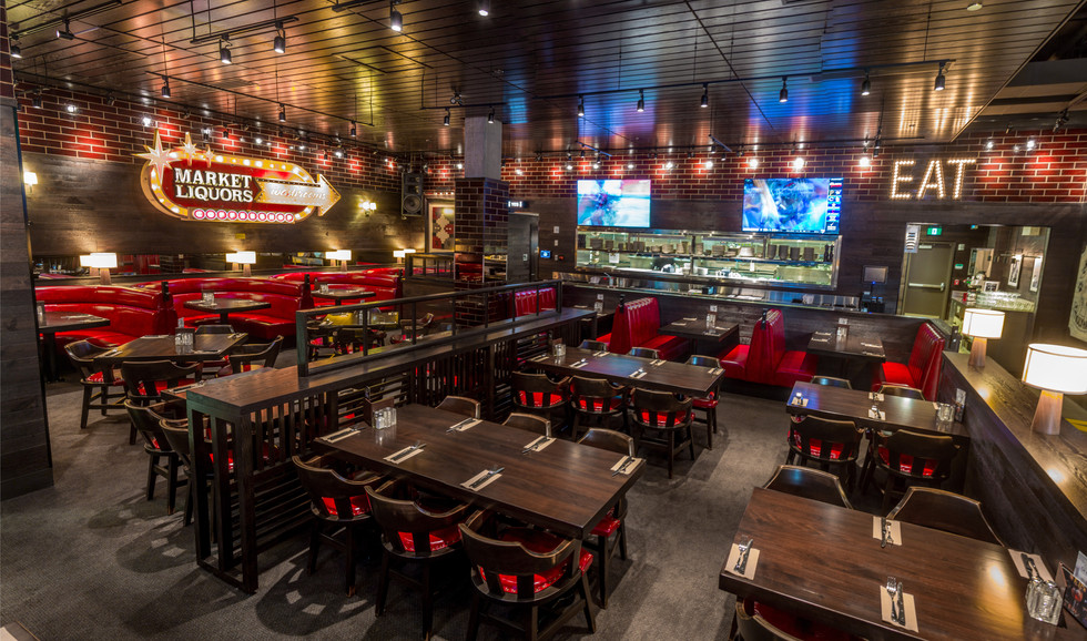 Browns Social House Portage Staging