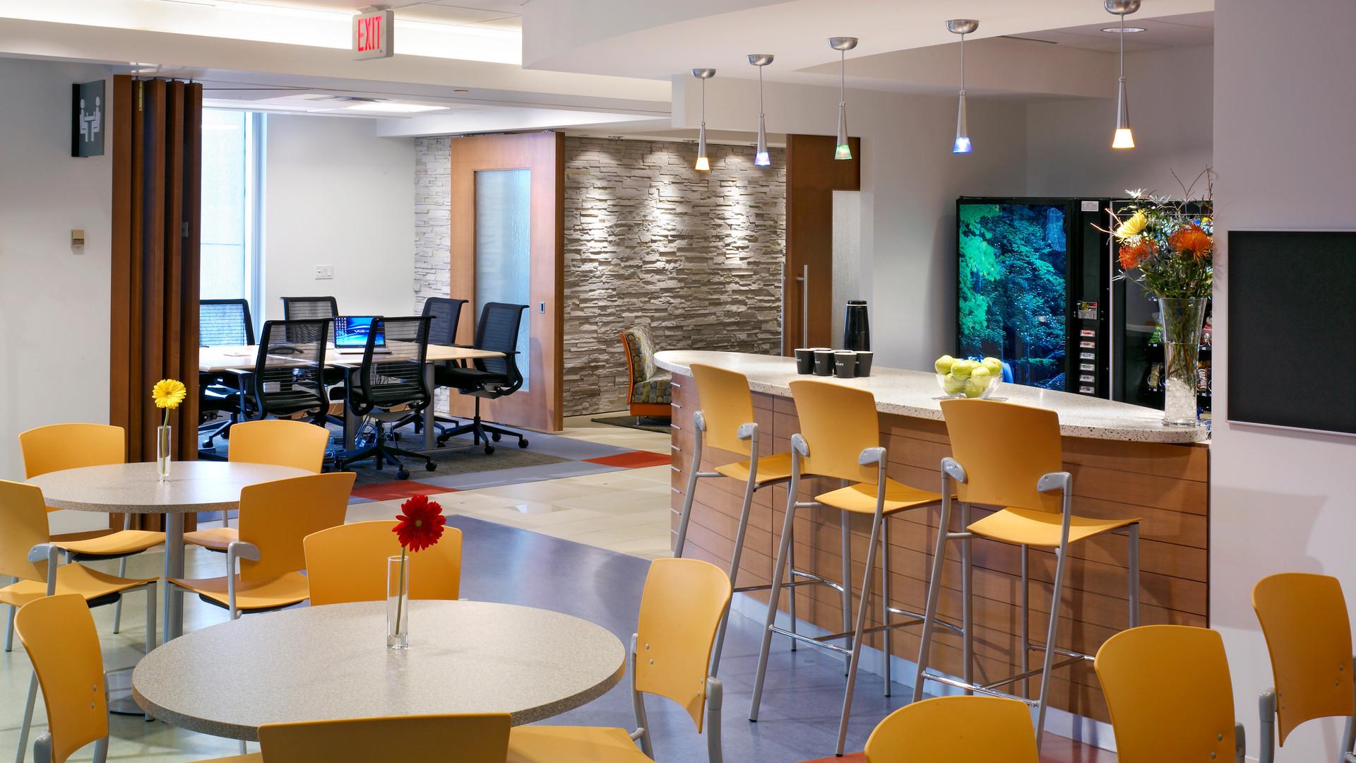 Accenture Office Interior