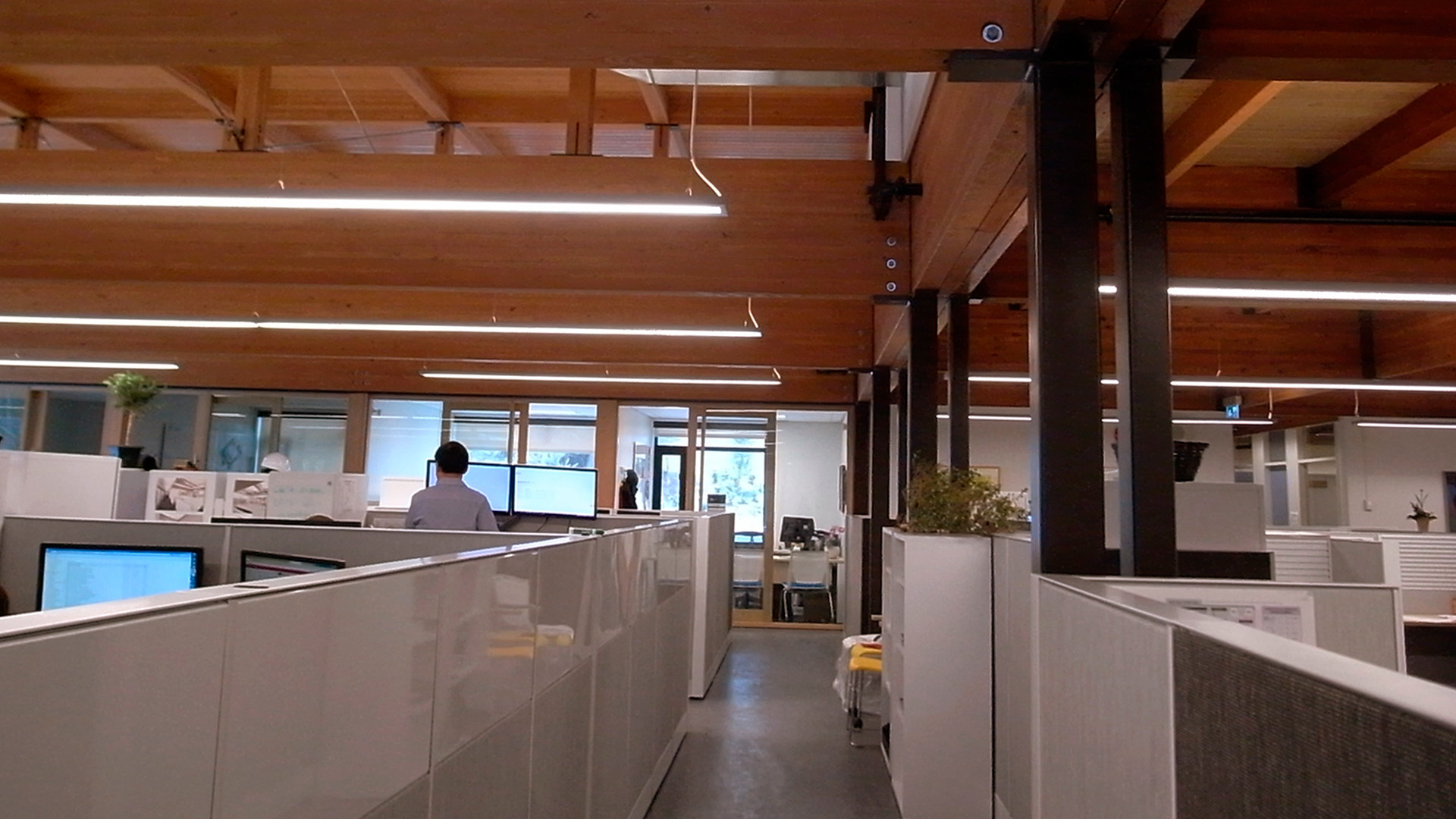 SFU Facility Extension Interior