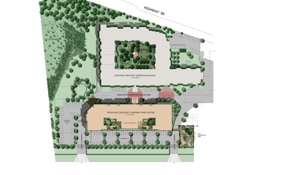 Cresent Garden Planning