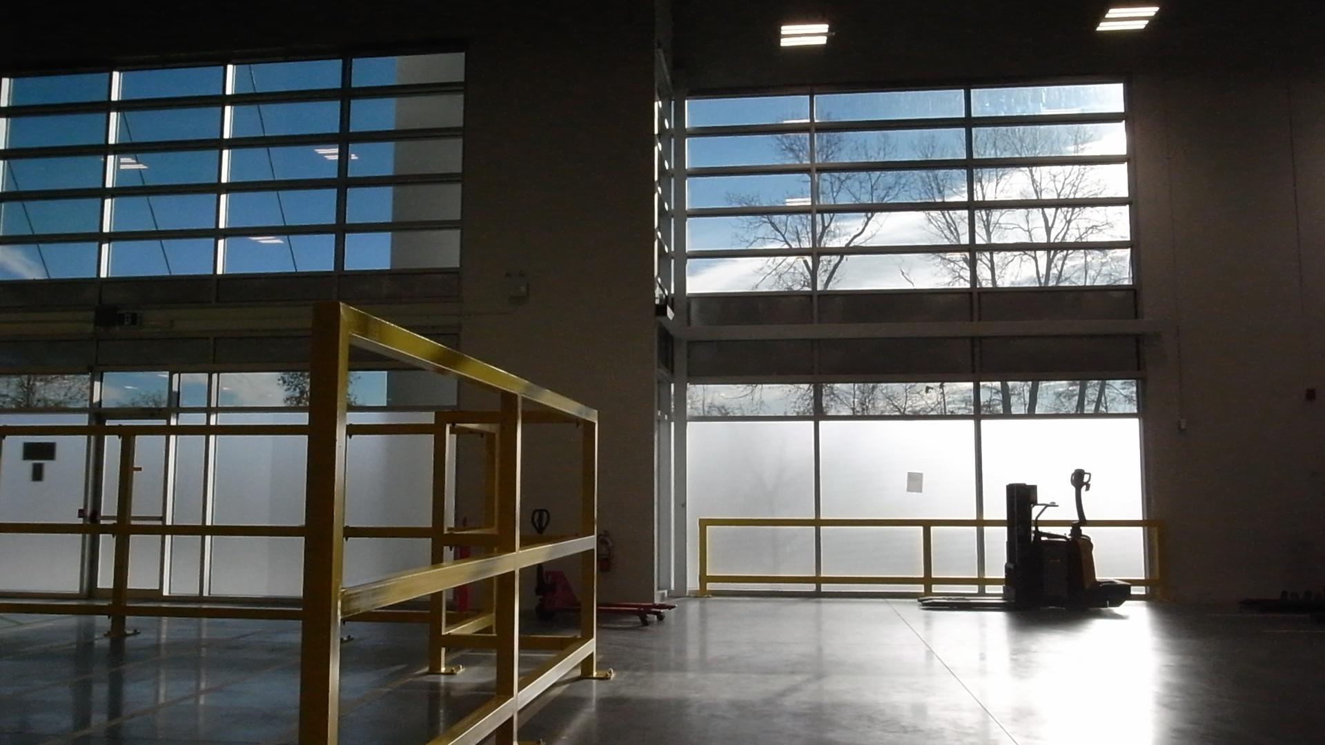 Canada Post Corporation Interior Gate 2