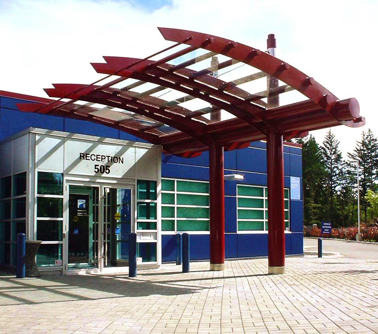ICBC Exterior Front