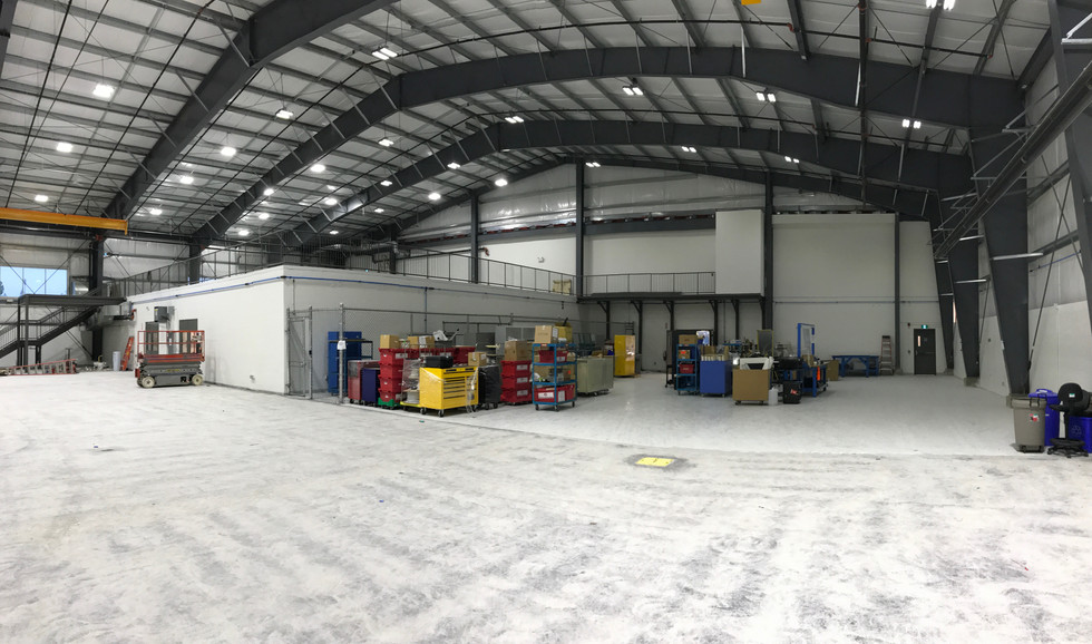 Vector Aerospace Warehouse
