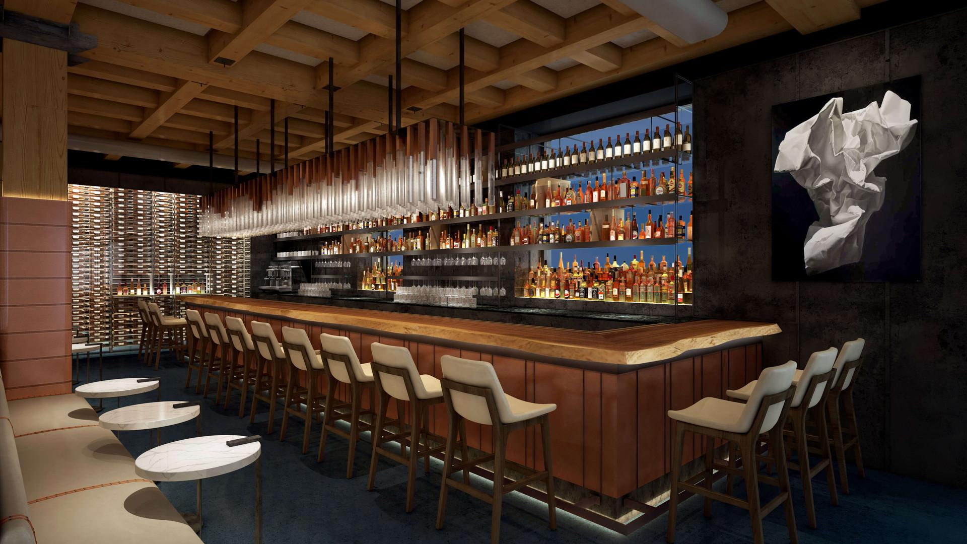 Elisa Steakhouse Bar