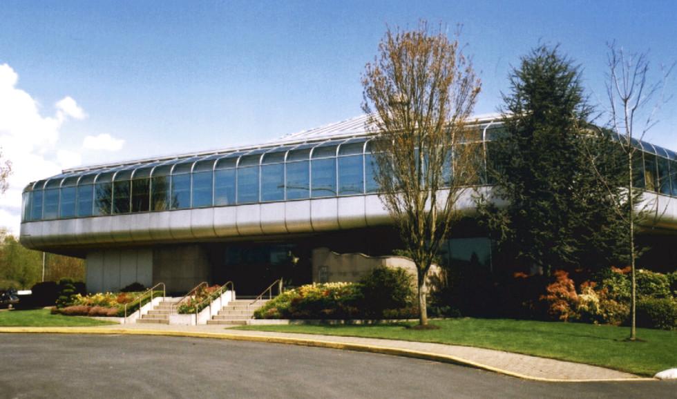 Mcdonalds Regional Office Front