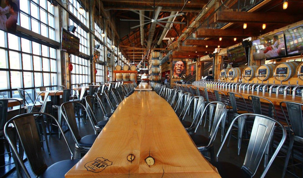 Tap and Barrel Tables