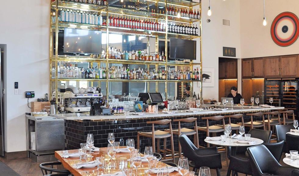 Piva Restaurant Interior