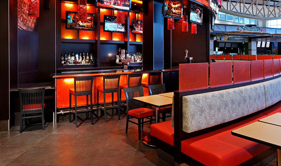 Airport Projects, Bar