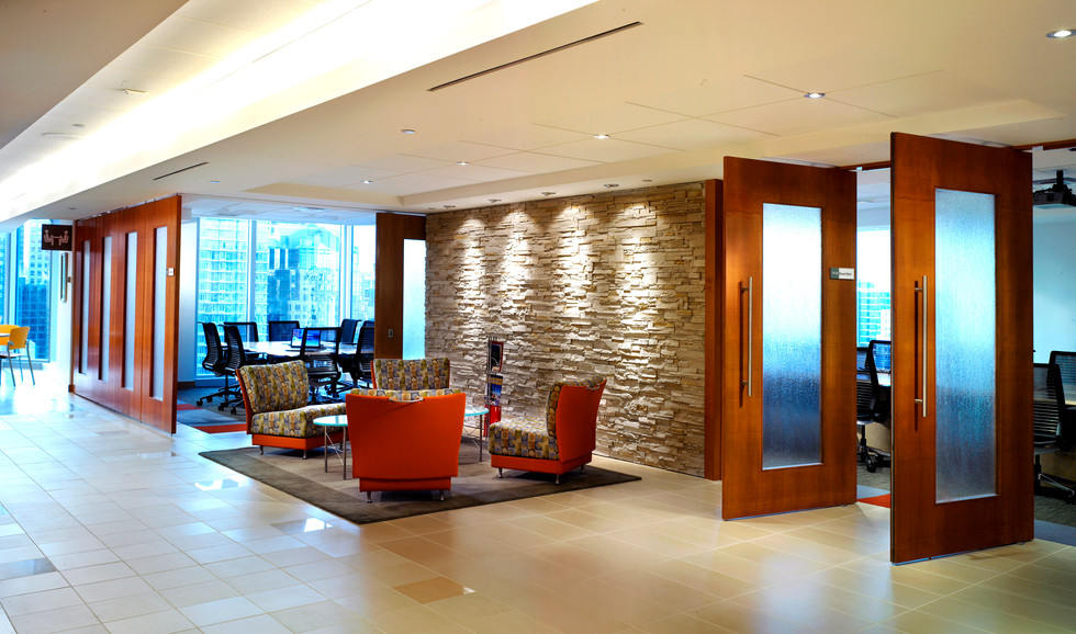 Accenture Office Hall