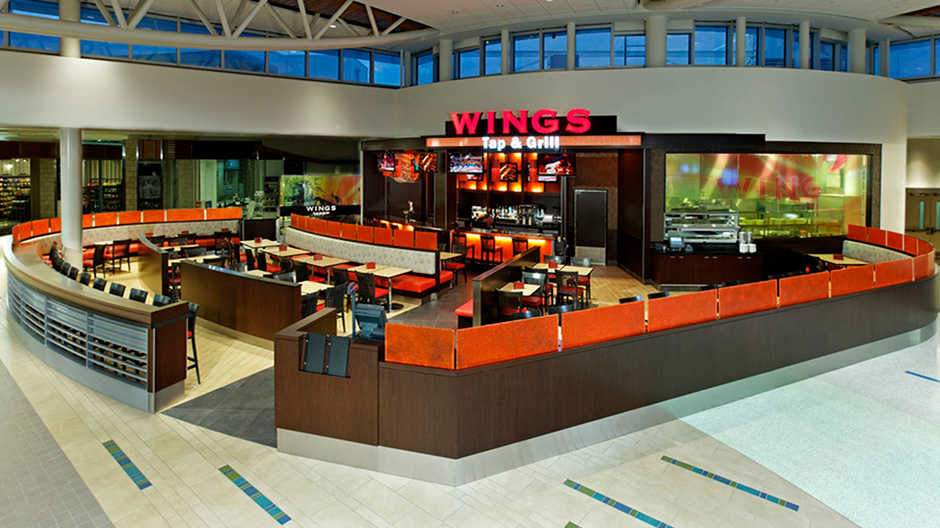 Airport Projects, Wings