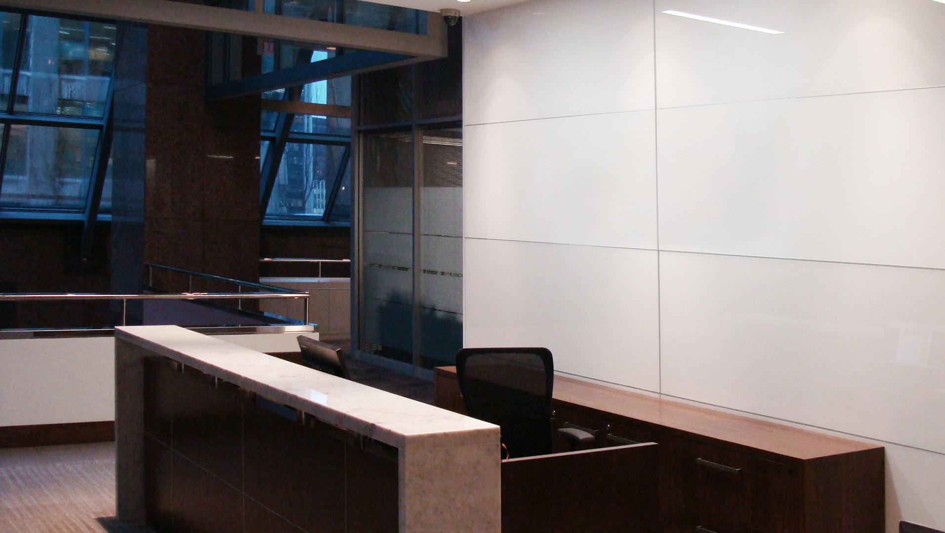 HSBC Executive Office Reception