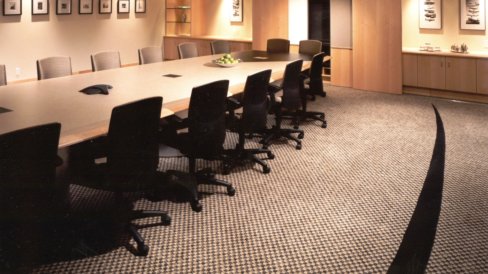 Airline Executive Suite Meeting Room
