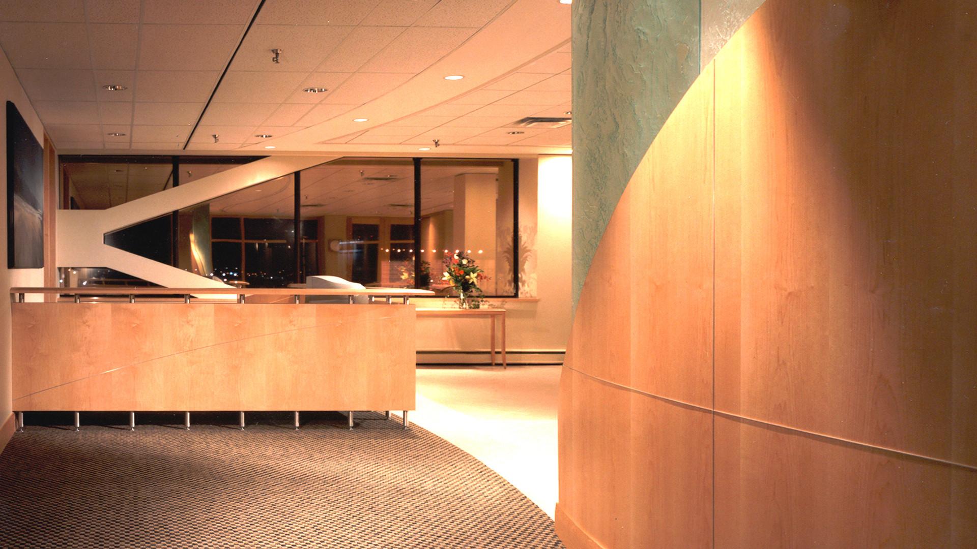 Airline Executive Suite Entrance