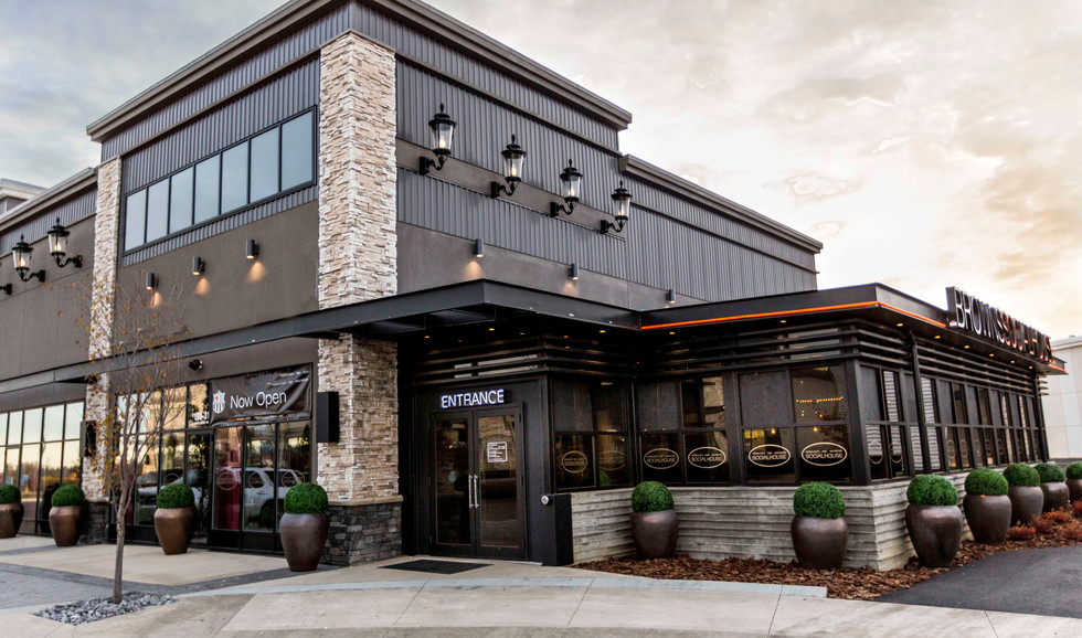 Browns Social House Clearview Exterior