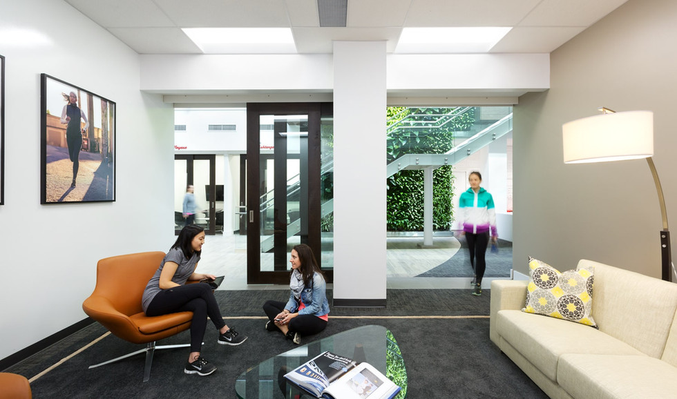 Lululemon Head Office Interior