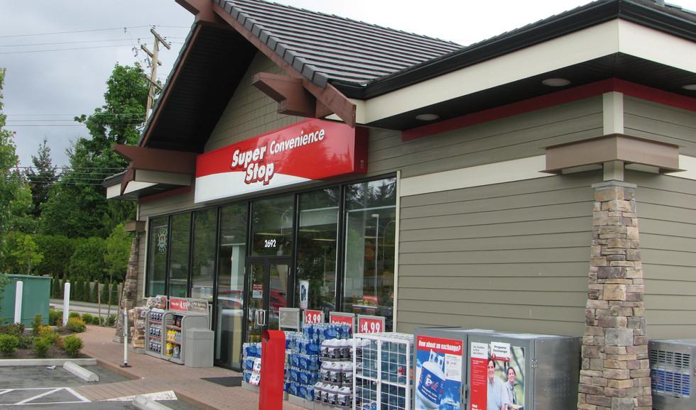 Petrol Canada Convenient Store