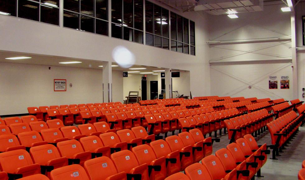 Richie Bros Auctioneers Seating
