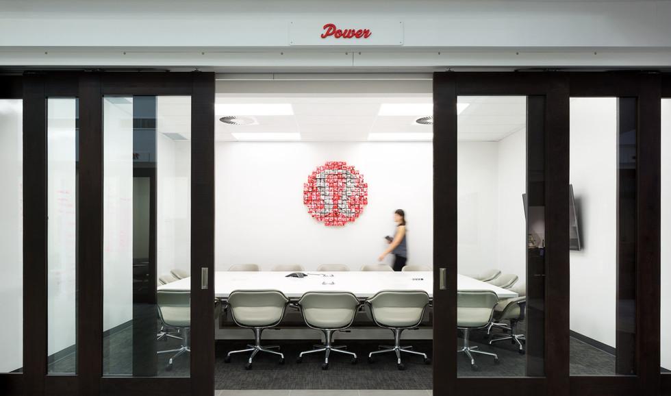 Lululemon Head Office Meeting Room
