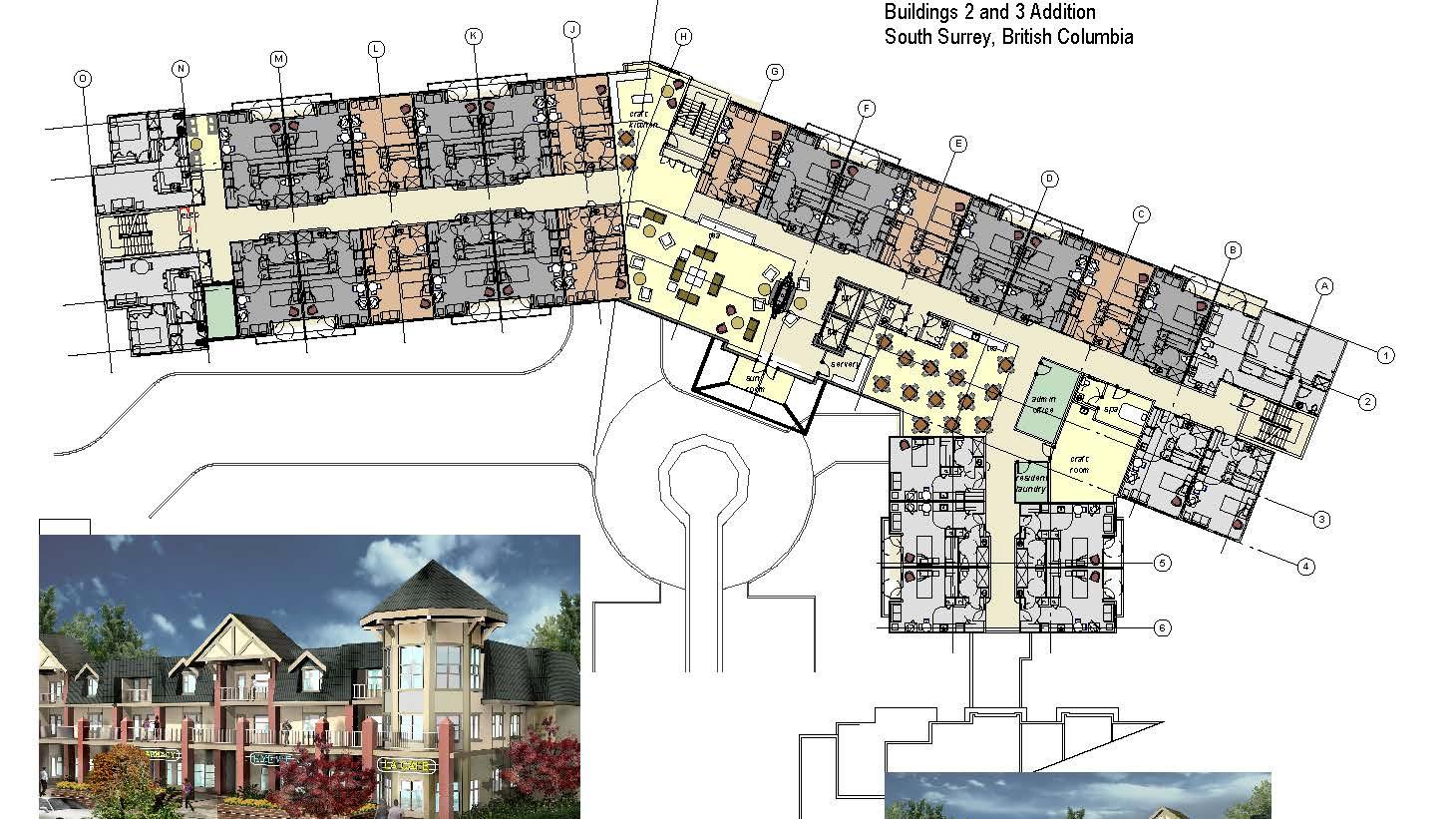 Senior Care Facility Plans