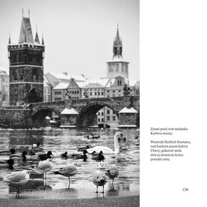 Praha zasněná a majestátní
