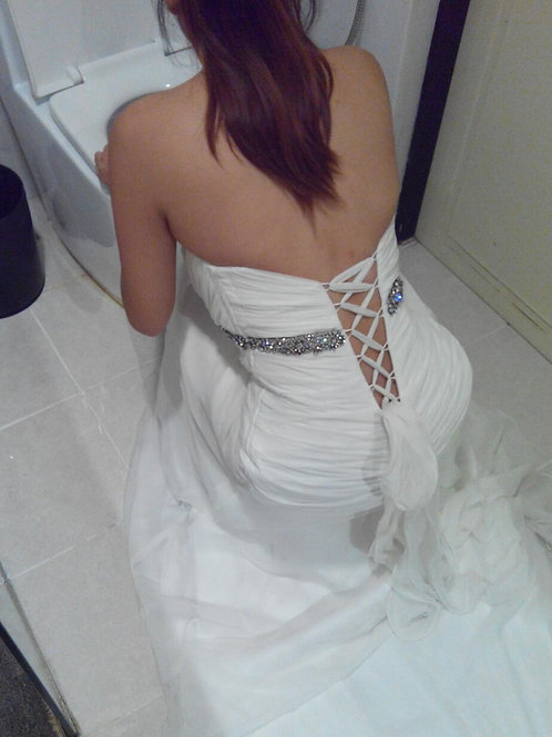 My sister in law's big day