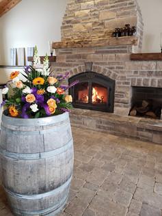 Celebration of Life Fireplace